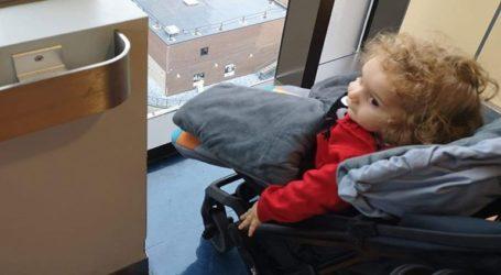 Την Πέμπτη ξεκινάει η θεραπεία του μικρού Παναγιώτη Ραφαήλ στη Βοστώνη
