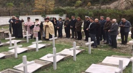 Ενταφιάστηκαν 193 πεσόντες του Έπους του '40 στην Αλβανία