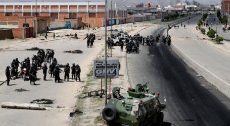 Νεκροί τρεις διαδηλωτές σε συγκρούσεις με δυνάμεις του στρατού