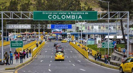 Η Κολομβία κλείνει τα σύνορα έως την Παρασκευή