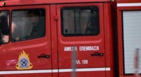 Δεκάδες κλήσεις στην Πυροσβεστική για άντληση υδάτων από πλημμυρισμένα υπόγεια στη Θεσσαλονίκη