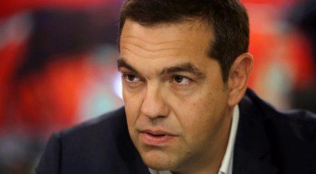 Συνάντηση του Αλ.Τσίπρα με τη Δημοκρατική Ένωση Ελληνικής Εθνικής Μειονότητας
