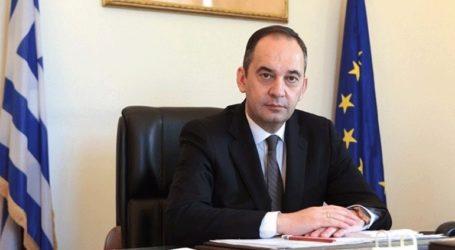 Συνάντηση Πλακιωτάκη με τον Πρέσβη της Γερμανίας για το Μεταναστευτικό