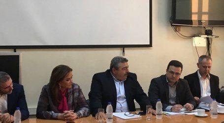Ευρεία σύσκεψη στα Χανιά για τα προβλήματα από την κακοκαιρία