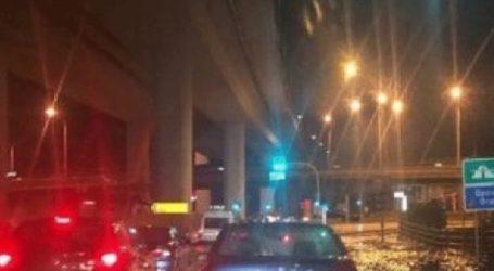 Διακοπή κυκλοφορίας στην επαρχιακή οδό Θεσσαλονίκης – Πολυκάστρου