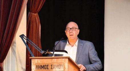 Απειλεί με παραίτηση ο δήμαρχος Σάμου μετά τις εξαγγελίες για το προσφυγικό
