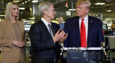 Υπό «εξέταση» η εξαίρεση της Apple από τους τιμωρητικούς δασμούς που επιβάλλονται στην Κίνα