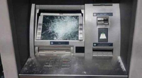 Επιθέσεις και φθορές σε ΑΤΜ τραπεζών τα ξημερώματα στην Αθήνα