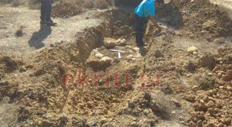 Τι βρήκαν οι αρχαιολόγοι στο έργο του νέου αεροδρομίου στο Καστέλι