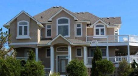 Αύξηση 1,9% στις μεταπωλήσεις κατοικιών τον Οκτώβριο