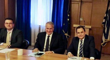 Συνάντηση Γεωργαντά – Βορίδη για τον συντονισμό των υπουργείων