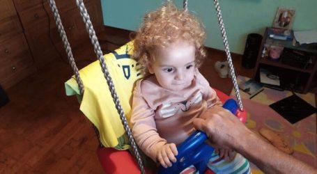 Ολοκληρώθηκε η θεραπεία του μικρού Παναγιώτη Ραφαήλ