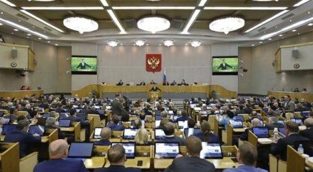 Εγκρίθηκε το νομοσχέδιο για τον χαρακτηρισμό ιδιωτών ως «ξένων πρακτόρων»