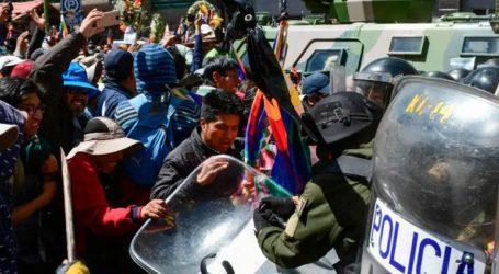 Νέα επεισόδια στη Λα Πας, το Κογκρέσο συζητά την οργάνωση νέων εκλογών