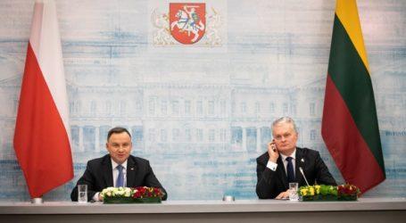 Λιθουανία και Πολωνία απέρριψαν τις επικρίσεις του Μακρόν περί «εγκεφαλικού θανάτου» του ΝΑΤΟ