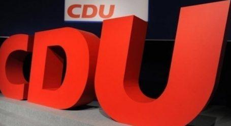Αρχίζει σήμερα το κρίσιμο συνέδριο του CDU