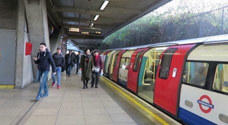 Έκλεισαν δύο σταθμοί του μετρό του Λονδίνου λόγω σκόνης στις αποβάθρες