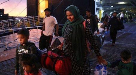 Στο λιμάνι του Πειραιά το πλοίο «Διαγόρας» με 38 μετανάστες και πρόσφυγες από Μυτιλήνη και Χίο