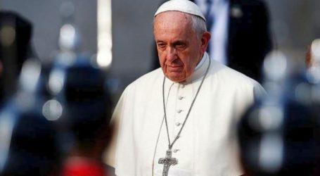 Στην Ιαπωνία ο πάπας Φραγκίσκος με μήνυμα κατά των πυρηνικών