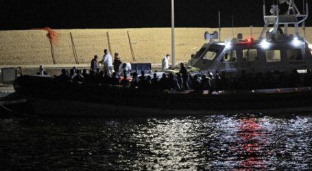 Διασώθηκαν 143 μετανάστες στα ανοιχτά της Λαμπεντούζα