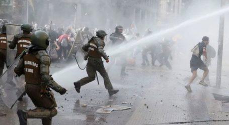Συνεχίζονται τα βίαια επεισόδια στη Χιλή