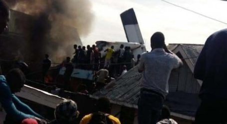 Τουλάχιστον 24 νεκροί από συντριβή αεροσκάφους σε πυκνοκατοικημένη συνοικία