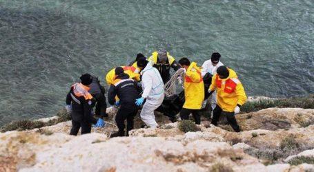 Τα πτώματα 7 μεταναστών βρέθηκαν μετά το ναυάγιο πλοίου