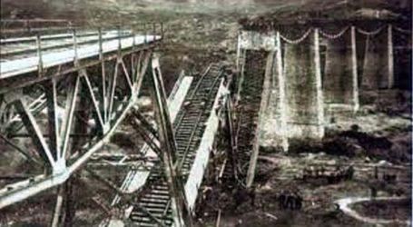 Εκδηλώσεις για τα 77 χρόνια από την ανατίναξη της γέφυρας του Γοργοπόταμου