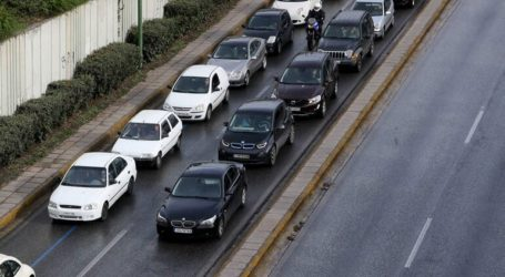 Δόθηκε στην κυκλοφορία το ρεύμα προς Αθήνα
