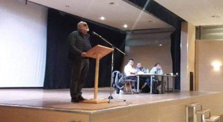 Παρέμβαση Kουρουμπλή στην Πανελλαδική διάσκεψη Υγείας του ΣΥΡΙΖΑ