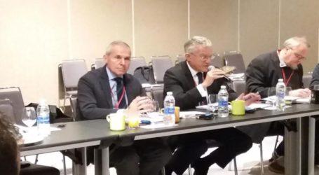 Συνεδρίαση της Κοινοβουλευτικής Συνέλευσης του ΝΑΤΟ με τη συμμετοχή των βουλευτών Α. Δαβάκη και Μ. Βολουδάκη