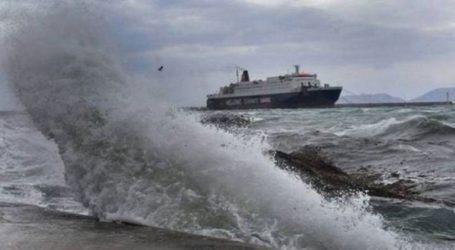 Προβλήματα σε ακτοπλοϊκά δρομολόγια στη βόρεια Ελλάδα