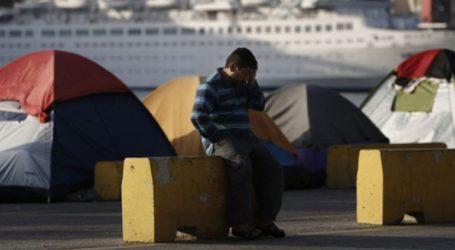 Στο λιμάνι του Πειραιά έφτασαν 76 μετανάστες και πρόσφυγες