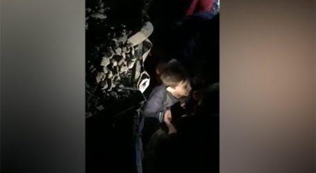Βίντεο-ντοκουμέντο με τη διάσωση παιδιού από τα συντρίμμια πολυκατοικίας στην Αλβανία