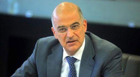 «Εκφράζουμε τη συμπαράστασή μας στην Αλβανία»