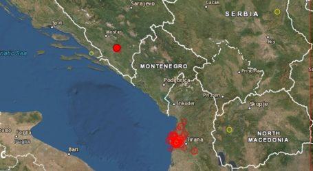 Ισχυρός σεισμός 5,4 Ρίχτερ και στη Βοσνία