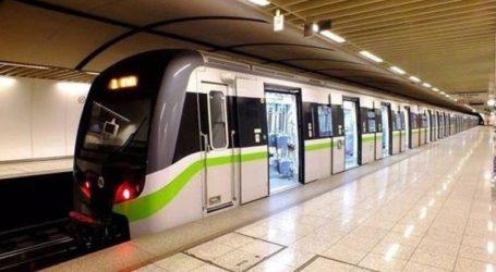 Στάσεις εργασίας προκήρυξαν οι εργαζόμενοι του Μετρό