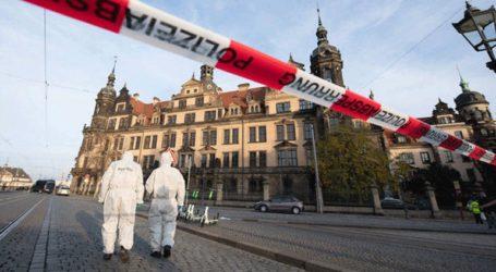 ντοκουμέντο από τη δράση των ληστών στη ληστεία «μαμούθ» στη Γερμανία