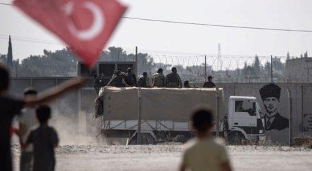 Η στρατιωτική επιχείρηση στη βόρεια Συρία θα συνεχιστεί έως ότου επιτευχθούν οι στόχοι της