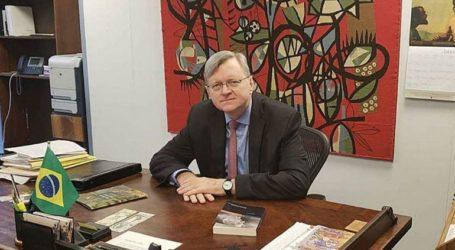 Η κυβέρνηση διόρισε τον διπλωμάτη Νέστορ Φόρστερ, πρέσβη στις ΗΠΑ