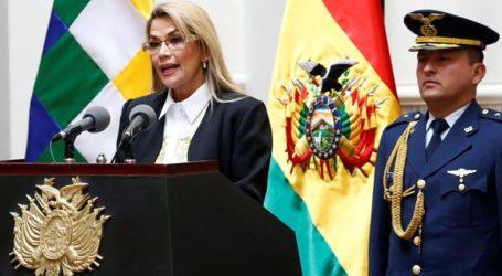 Η μεταβατική κυβέρνηση της Βολιβίας άλλαξε τον πρέσβη στις ΗΠΑ