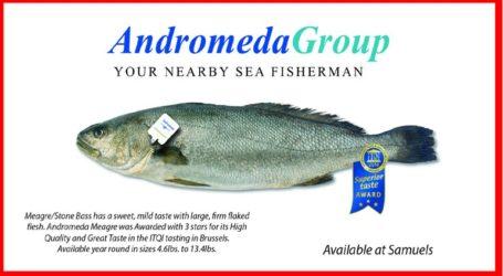 Ολοκληρώθηκε η εξαγορά των Νηρέα και Σελόντα από την Andromeda Seafood