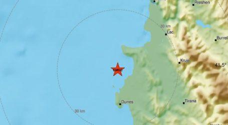 Σεισμική δόνηση 4,5R στην Αδριατική Θάλασσα