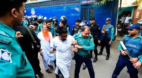 Επτά μέλη ισλαμιστικής οργάνωσης καταδικάστηκαν σε θάνατο δι' απαγχονισμού