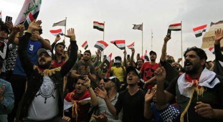 Αντικυβερνητικοί διαδηλωτές πυρπόλησαν το προξενείο του Ιράν στη Βαγδάτη