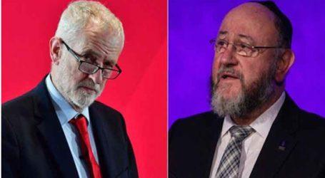 Εβραίος θρησκευτικός ηγέτης παρεμβαίνει στις βρετανικές εκλογές