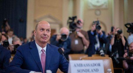 Ο Αμερικανός πρέσβης στην Ε.Ε κατηγορείται για σεξουαλική παρενόχληση
