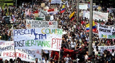 Νέες κινητοποιήσεις στην Κολομβία από την προσεχή Τετάρτη