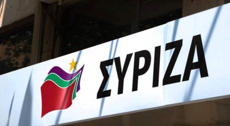 Ικανοποίηση ΣΥΡΙΖΑ για το ψήφισμα του Ευρωκοινοβουλίου για το κλίμα