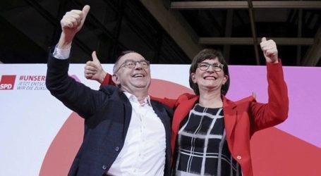 Γερμανία: Νέοι αρχηγοί του SPD οι Βάλτερ